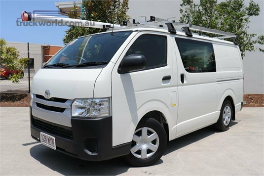 2016 Toyota Hiace - Light Commercial for Sale