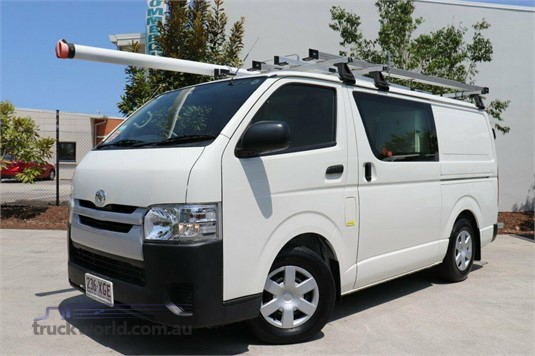 2017 Toyota Hiace - Light Commercial for Sale
