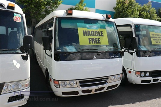2015 Mitsubishi Rosa BE64D Deluxe - Buses for Sale