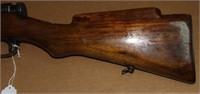 Japanese Type 38 Heavy Barrel Target Rifle 25 Supe