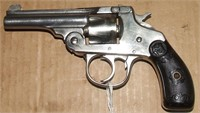 Iver Johnson First Mod Safety Automatic Hammer Rev