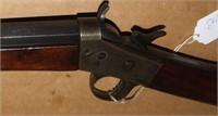 Remington No. 4 Rolling Block Take Down 22 Cal Rif