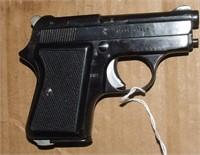 Italian Auto 25 ACP Pistol