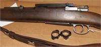 Mauser 93 7mm Rifle