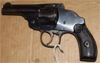 H&R Hammerless 38 S&W Revolver