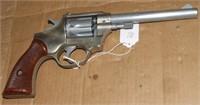 High Standard Sentinel Deluxe 22LR Revolver