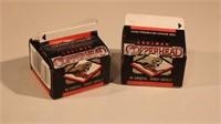 2 Boxes 1500 Crosman Copperhead Bb's