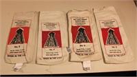 4 Shot Bags