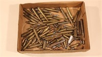 Lg Lot Collectible Rifle & Pistol Ammo