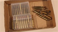 25 Rnds 7mm Mauser Ammo
