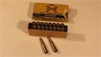 18 Rnds Vintage Super X 348 Winchester 250gr