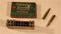 12 Rnds Vintage 270 Ammo