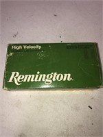 Remington Box 308 Empty Brass