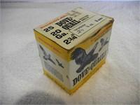Nice Vintage Box 20ga Dove & Quail