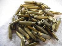 50 Rnds 243 Empty Brass