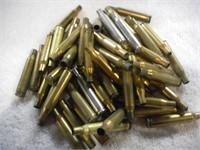 60 Rnds 270 Empty Brass