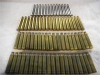 72 Rnds 300 Win Mag Empty Brass