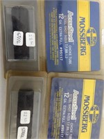 Mossberg Accu Steel Choke Tubes & Ghost Ring Sight