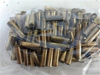 Bag 100 Count 38 Empty Brass
