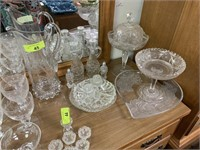 FRIDAY NIGHT MASSIVE AUCTION STERLING/ ROSEVILLE/ M PARRISH
