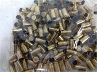 Bag 200 Count 9mm Empty Brass