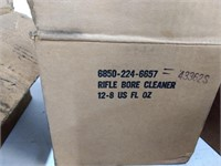 8-8oz. Cans Rifle Bore Cleaner