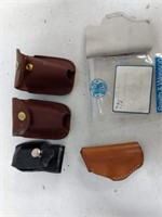 Bag Assorted Small Pouches And Holsters