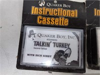Instructional Cassettes & Camo-chalk
