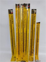 6 Thompson Center Poly Ram Rods