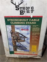 Strongbuilt Cable Climbing Stand