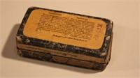 Vintage 2 Pc Box 38 S&w, Remington