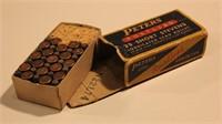 Vintage Box 25 Short Stevens R F, Peter's (34 Rnds