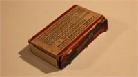 Vintage Box 30 Remington (13 Live & 5 Empty)