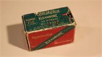 Vintage Box Remington 22 Hornet's