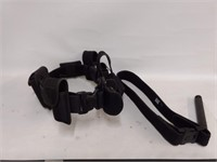 Officers Duty Belts W/pouches & Baton