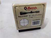 Burris Fullfield Ii Rifle Scope