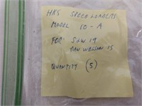 5-hks 10 Speed Loaders ( Dan Wesson 15, S & W 19)