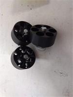3-hks 586 Speed Loaders ( S & W 586, Ruger Gp100)