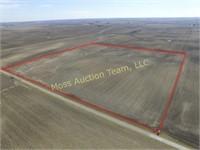 40 +/- Acres Prime Farmland - Edgar County, IL