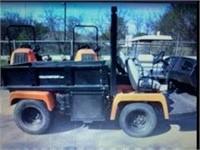 20011 Spring Turf Equipment Auction