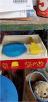 Tinkertoys, Fisher Price Record Player, View