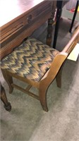 Folding Top Desk & Chair