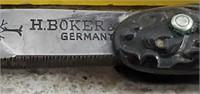 H. Booker & Co's Unrivaled Razor W/ Box