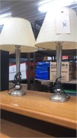 2 Lamps & Stand