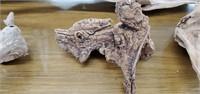 6 Pcs Of Drift Wood