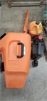 Stihl Chain Saw W / Case & Oil
