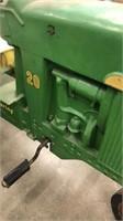 Larger John Deere Pedal Tractor
