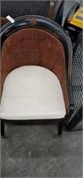 Chair W/ Cane Back