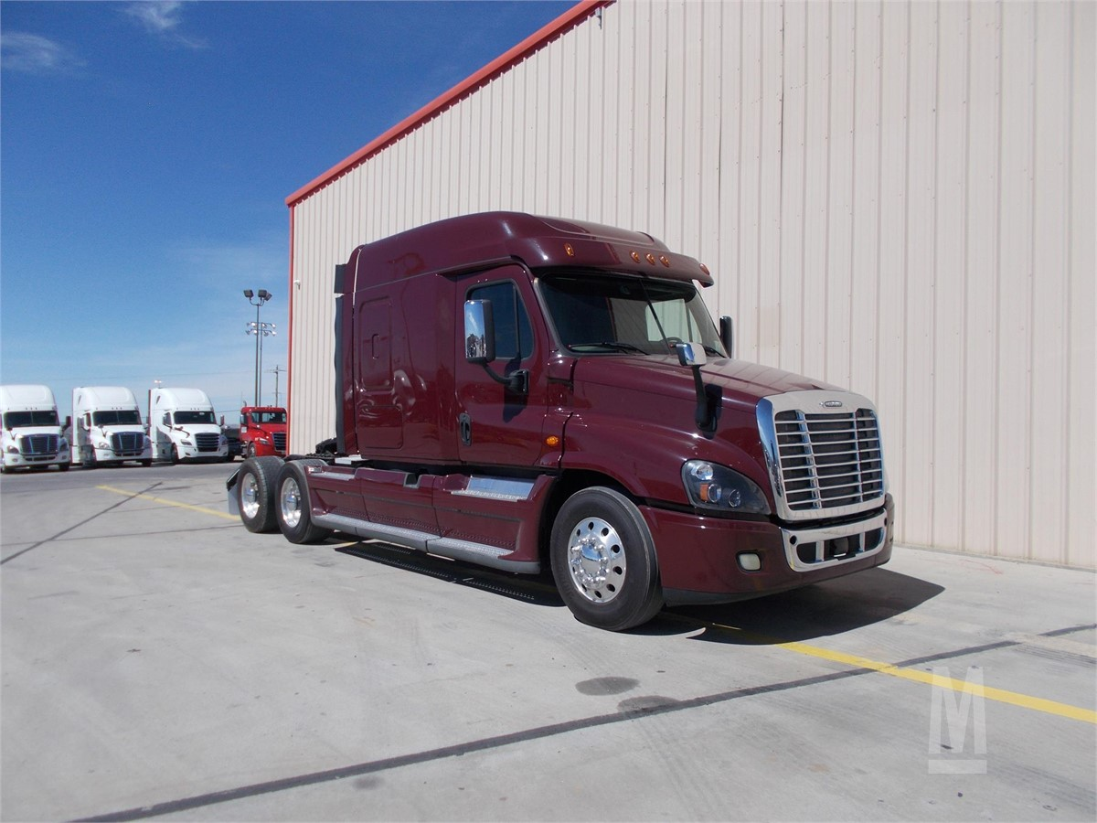 2016 freightliner cascadia 125 for sale in el paso texas marketbook ca marketbook
