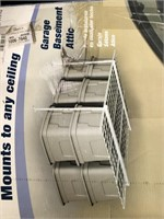 Hyloft ceiling storage